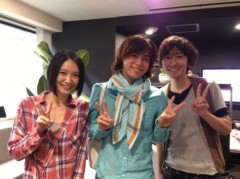 長澤奈央 公式ブログ/久しぶりの三人! 画像1