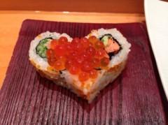 長澤奈央 公式ブログ/お寿司。 画像2