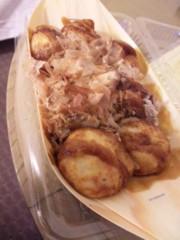 長澤奈央 公式ブログ/たこ焼と… 画像1