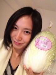 長澤奈央 公式ブログ/ミニ白菜! 画像2