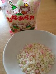 長澤奈央 公式ブログ/ひな祭り 画像1