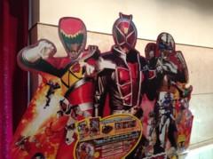 長澤奈央 公式ブログ/スーパーヒーロー大戦Z! 画像1