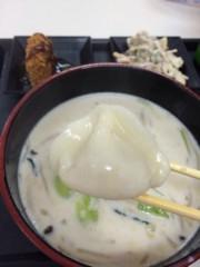 長澤奈央 公式ブログ/水餃子だよー。 画像1