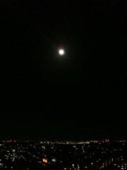 長澤奈央 公式ブログ/今宵の月は… 画像1