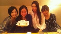 長澤奈央 公式ブログ/誕生日会。 画像1