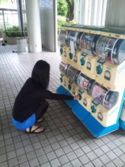 長澤奈央 公式ブログ/撮影中 画像1
