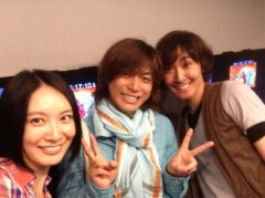 長澤奈央 公式ブログ/久しぶりの三人! 画像2