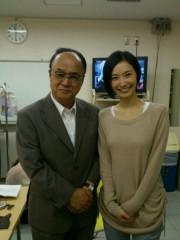 長澤奈央 公式ブログ/田山さんと。 画像1