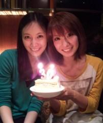 長澤奈央 公式ブログ/あずちゃんのお誕生日会。 画像1