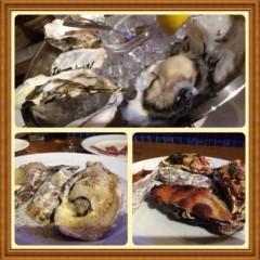 長澤奈央 公式ブログ/牡蠣 画像1