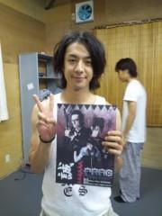 長澤奈央 公式ブログ/Vサイン! 画像1
