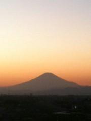 長澤奈央 公式ブログ/富士山再び 画像1