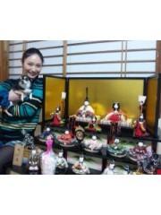 長澤奈央 公式ブログ/お雛様。 画像1