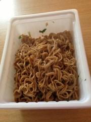 長澤奈央 公式ブログ/焼き蕎麦!! 画像1