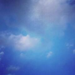長澤奈央 公式ブログ/青空 画像1