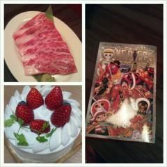 長澤奈央 公式ブログ/ 29歳になりました。 画像1