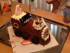 長澤奈央 公式ブログ/SL機関車! 画像1