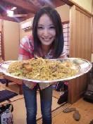 長澤奈央 公式ブログ/食べる担当! 画像2