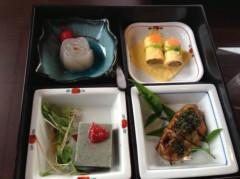長澤奈央 公式ブログ/お蕎麦。 画像1