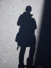 長澤奈央 公式ブログ/私の影 画像1