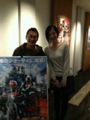 長澤奈央 公式ブログ/浩一監督と。 画像1