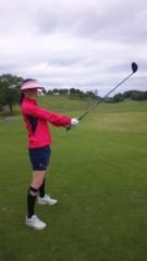 長澤奈央 公式ブログ/Let's play golf 画像1