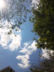 長澤奈央 公式ブログ/青空。 画像1