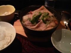 杉サトシ 公式ブログ/すもうランチ 画像1