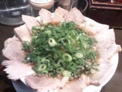 杉サトシ 公式ブログ/ラーメン肉入り 画像1