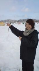 伊藤広子 公式ブログ/ワカサギ釣り 画像1