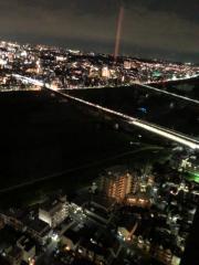 丸山圭子 公式ブログ/二子玉川の夜景 画像1