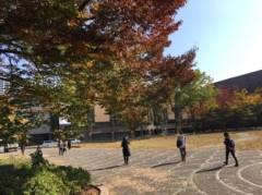 丸山圭子 公式ブログ/紅葉が綺麗なキャンパス! 画像3