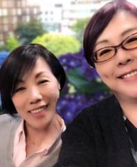 丸山圭子 公式ブログ/六文銭のおけいさんとランチ! 画像1