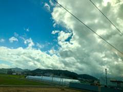丸山圭子 公式ブログ/まもなく大阪に着きます! 画像1