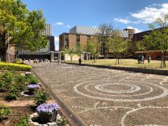 丸山圭子 公式ブログ/華やかなキャンパス! 画像1