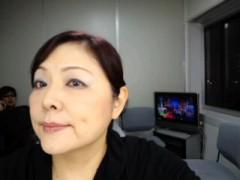 丸山圭子 プライベート画像 天王洲スタジオ楽屋