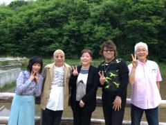丸山圭子 公式ブログ/白河で緑に囲まれて… 画像1