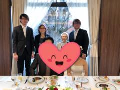 丸山圭子 公式ブログ/甥の結婚式でした! 画像1