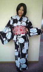 碧みさき(JK21) 公式ブログ/浴衣アトリエ。 画像1
