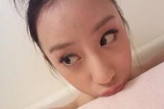 桜木咲子 公式ブログ/半身浴なう('ω'*)♪ 画像1