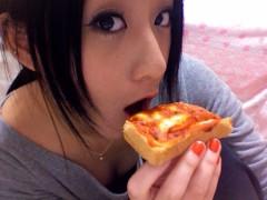 桜木咲子 公式ブログ/ピザパソ(ノ>ω 画像1