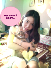 児玉彩 公式ブログ/マイロにゃん 画像2