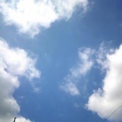 児玉彩 公式ブログ/青空。 画像1