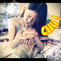 児玉彩 公式ブログ/マイロにゃん 画像1