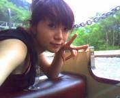 永井恵 公式ブログ/トロッコ電車ー! 画像1