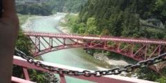永井恵 公式ブログ/トロッコ電車ー! 画像2