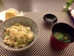 片辺真則 プライベート画像/料理 晴山2013.1