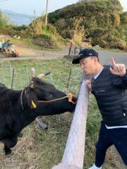 佐橋大輔(ガンリキ) 公式ブログ/牛 画像1