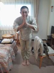 戸嶋 大 プライベート画像/3月旅行での写真 (笑)