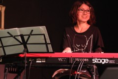 戸嶋 大 プライベート画像/2012.5.4神戸「ZINK」 on piano waka*